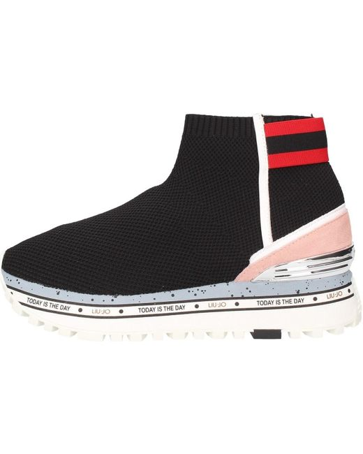 BXX057 TX022 Chaussures Liu Jo en coloris Black