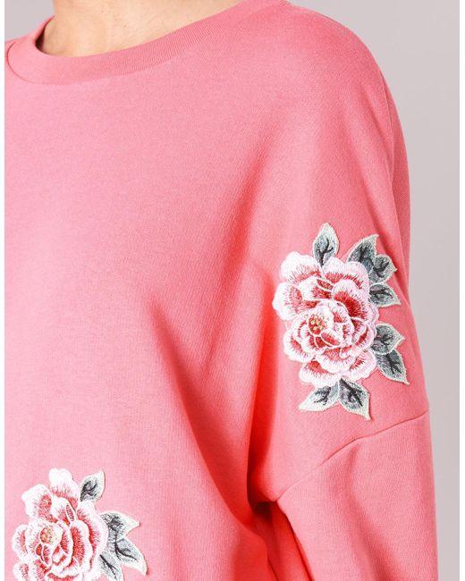 Pepe Jeans Sweater Rose in het Pink