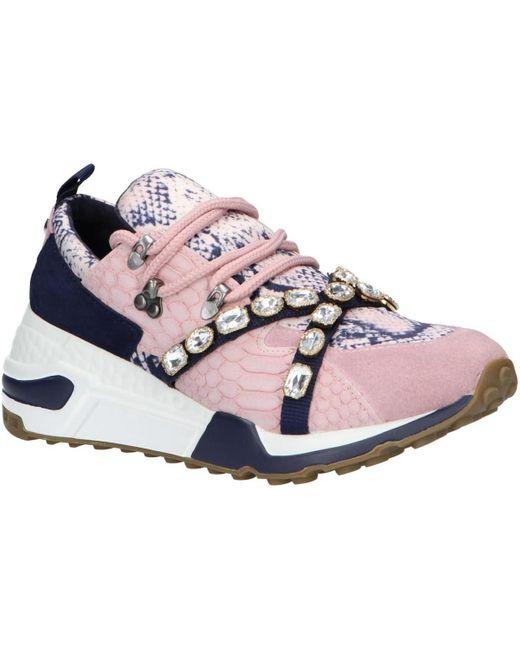 Chaussures CREDIT SM11000401 Steve Madden en coloris Pink