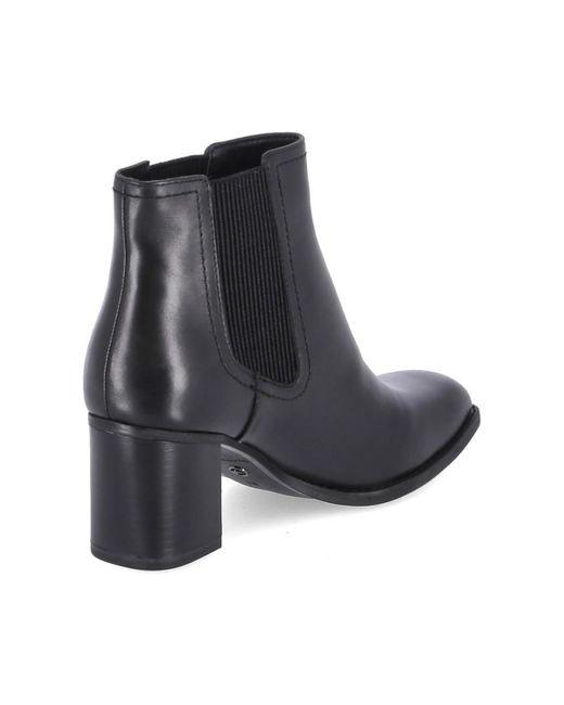 Bottines 112531525001 Tamaris en coloris Black