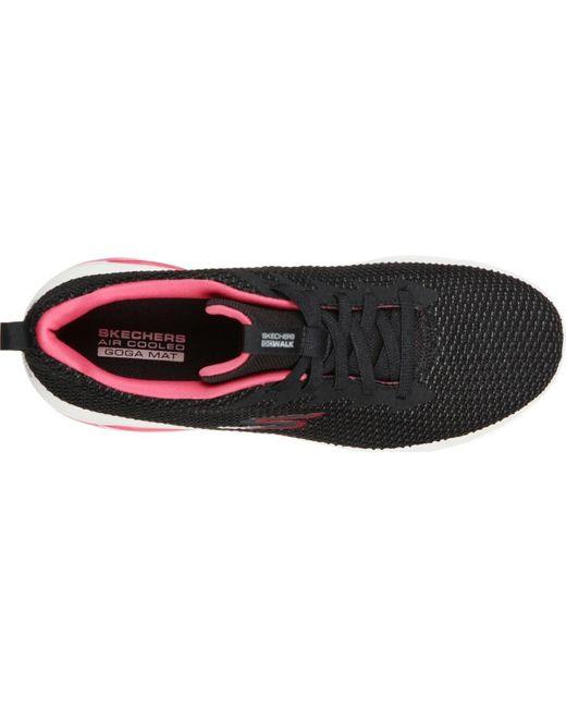 124337-BKHP-03 Go Walk Air Shadow Chaussures Skechers en coloris Black