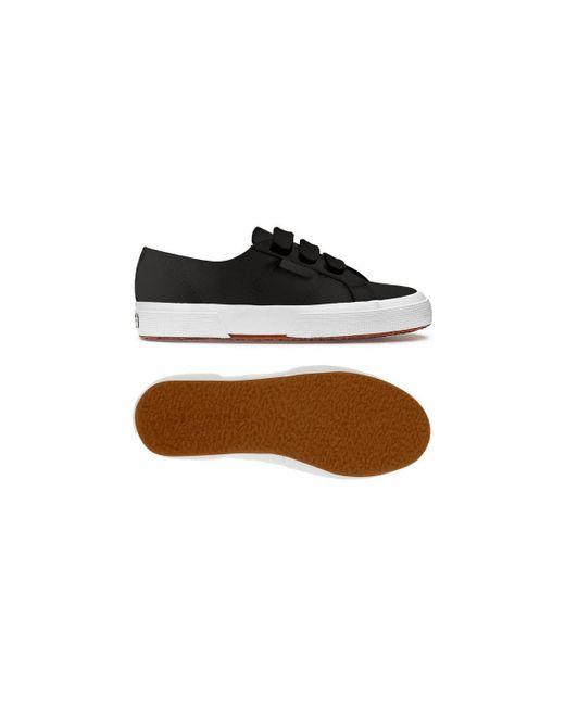 Basket Chaussures Superga en coloris Black