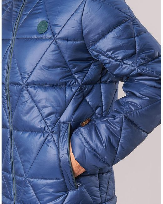 Blue Timberland Men Mount Thermore Lyst Garfield Jacket For p7F7qwd