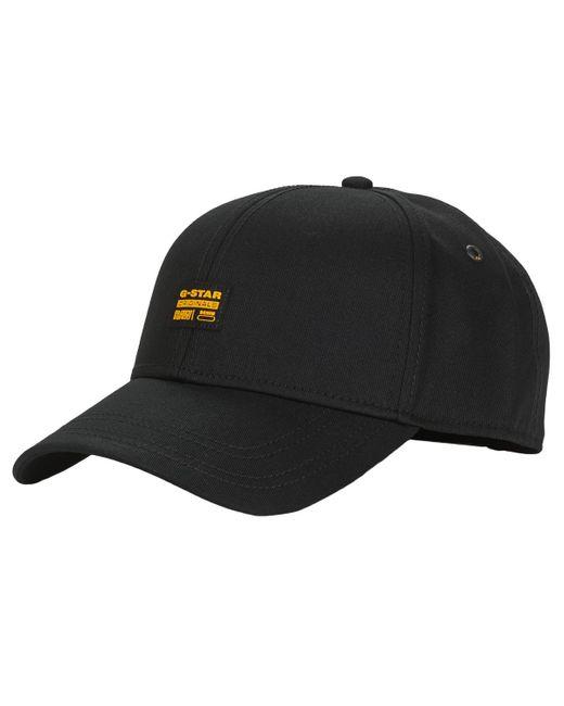 ORIGINALS BASEBALL CAP G-Star RAW de hombre de color Black