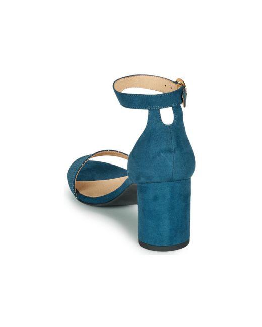 MILENA André de color Blue