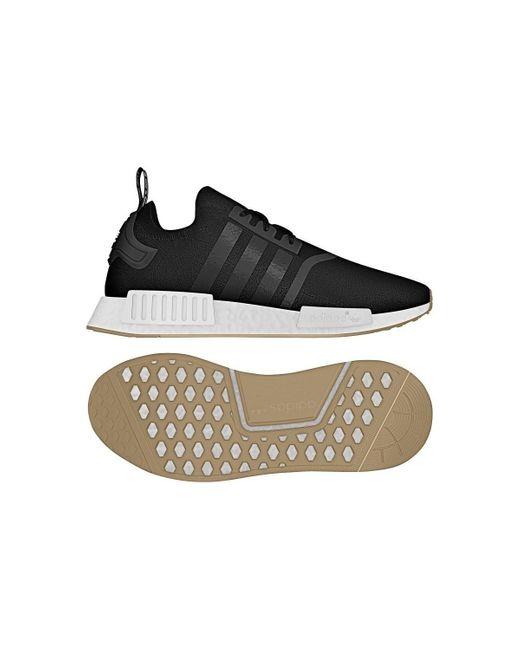 NMD_R1 PK Chaussures adidas pour homme en coloris Noir - Lyst