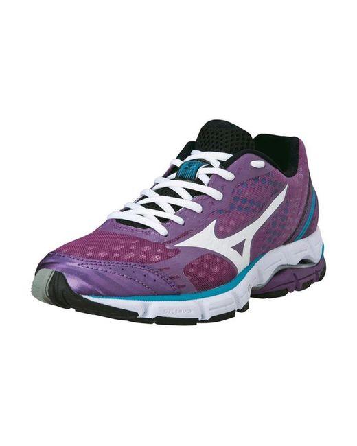 Mizuno Wave Connect Women's Running Trainers In Purple