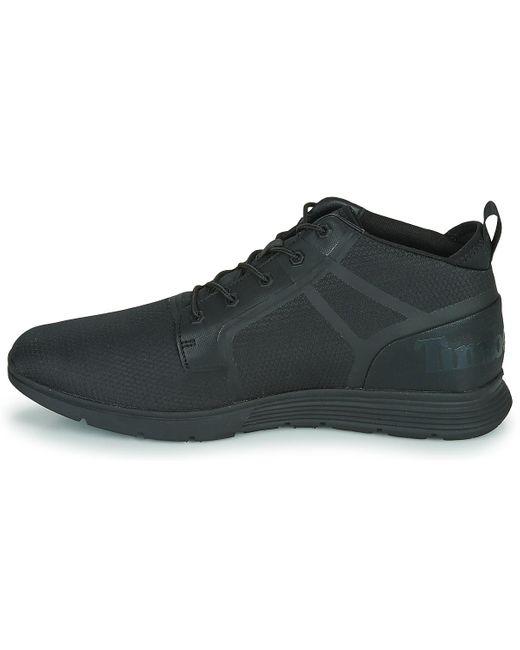 Boots Timberland pour homme en coloris Black