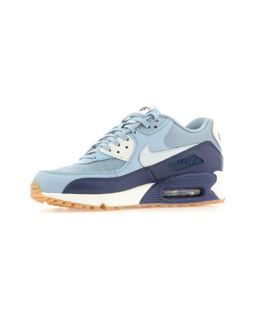 Nike | Wmns Air Max 90 Essential Women's Shoes (trainers) In White | Lyst