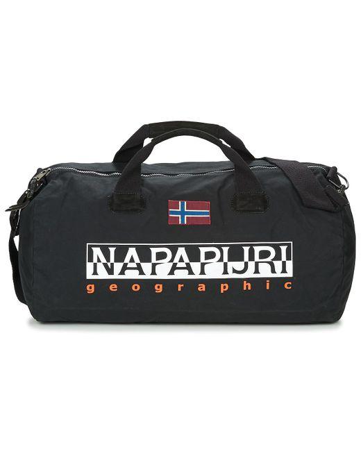 Napapijri | Bering Men's Travel Bag In Black for Men | Lyst