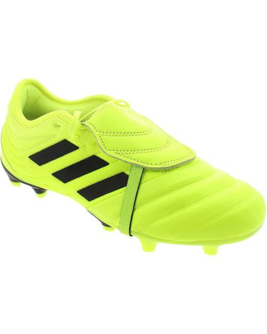 COPA GLORO 19.2 FG SCARPINI GIALLI hommes Chaussures de foot en jaune Adidas pour homme en coloris Yellow