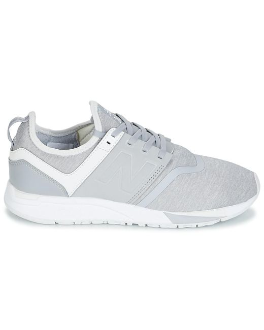 New Balance Wrl247 Shoes (trainers) in Grey (Gray) Lyst