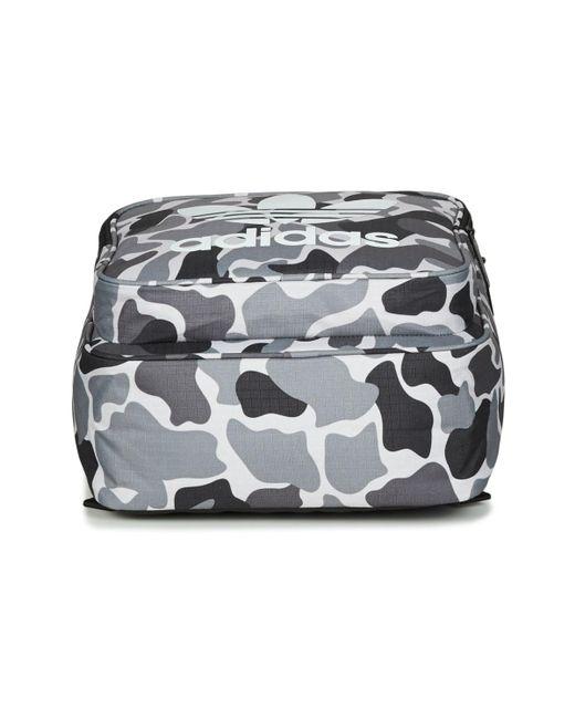 ... Lyst Adidas - Gray Bp Classic Camo Men s Backpack In Grey for Men ... 90d3df5d58025
