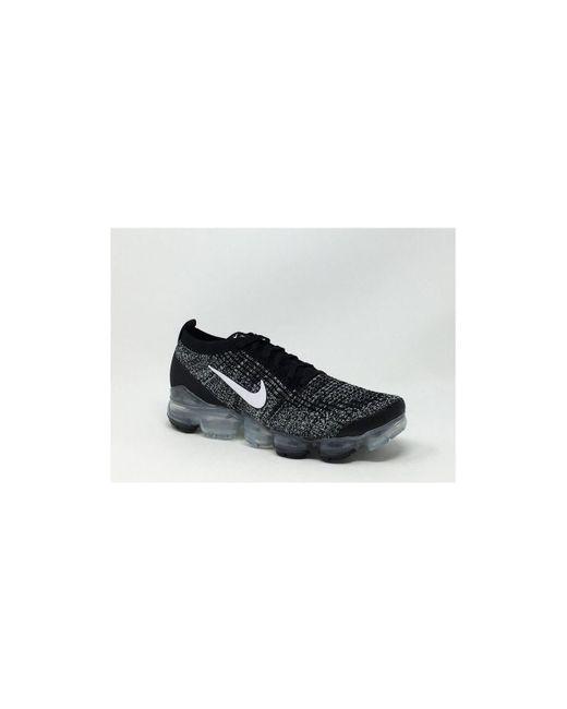 AIR VAPORMAX FLYKNIT 3 NOIR/GRIS Chaussures Nike en coloris Noir ...