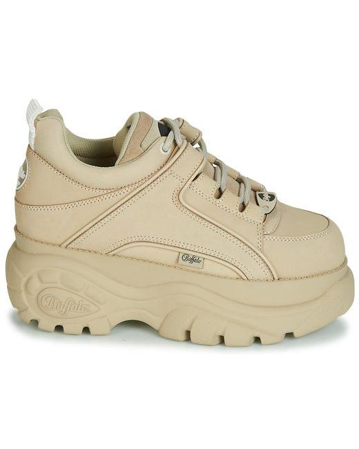 6de0b3bdd1da5 Buffalo 1533046 Women's Shoes (trainers) In Beige in Natural - Lyst