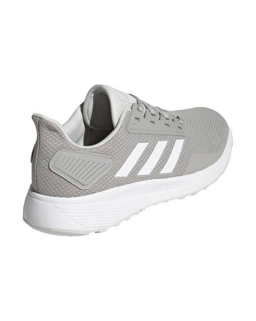 Duramo 9 Chaussures adidas pour homme en coloris Gris - Lyst