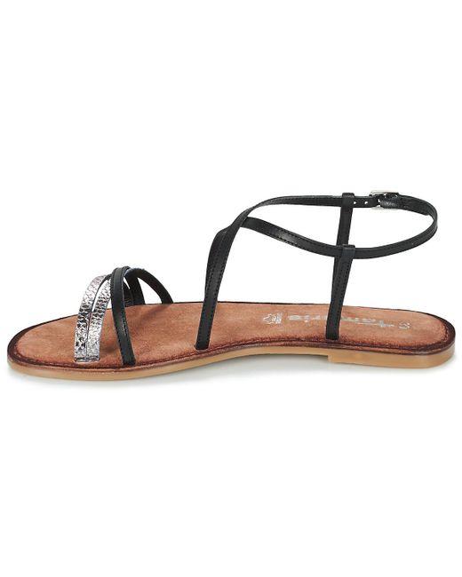 ... Tamaris - Turu Women's Sandals In Black ...