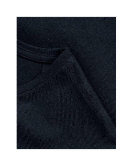 12136539 CUBE TEE hommes T-shirt en bleu Jack & Jones pour homme en coloris Blue