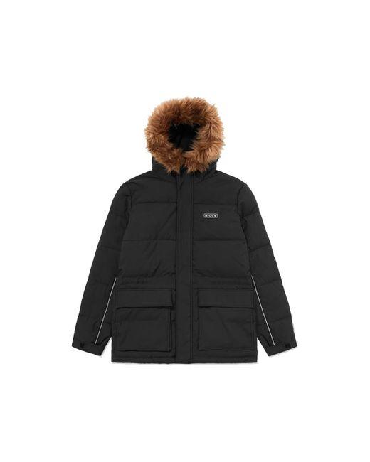 Nicce London Black Jacket for men