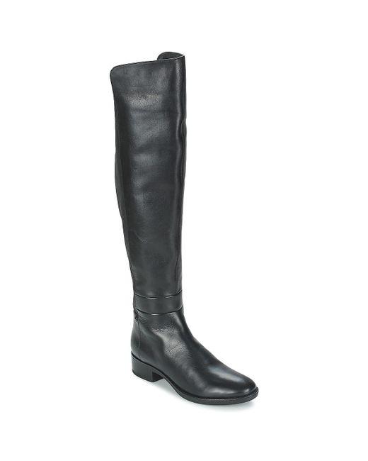 Geox - Felicity J Women's High Boots In Black - Lyst