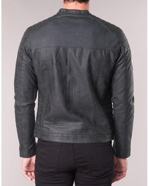 VENI Veste Esprit pour homme en coloris Black
