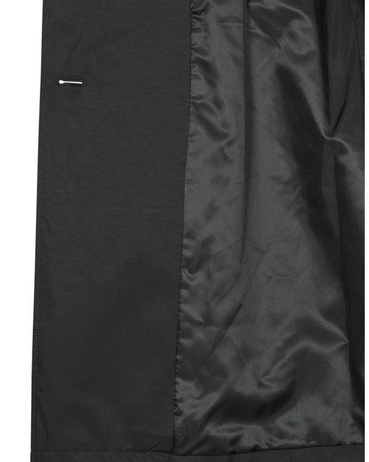 Lauren by Ralph Lauren Mantel Trnch W Bckl-coat in het Black