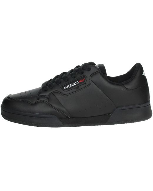 EV725 Chaussures Everlast pour homme en coloris Black