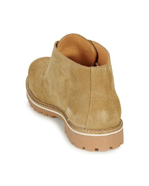 So Size Laarzen Richardo in het Natural voor heren