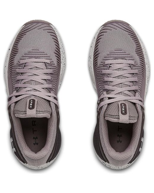 Chaussures HOVR Apex 2 Women Under Armour en coloris Purple