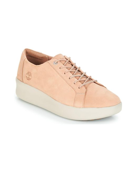 Berlin Women's Oxford Pink Park Shoestrainers SMUVpqzG