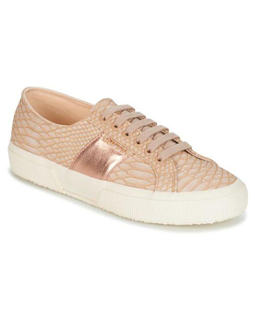 foto ufficiali eb0b0 541a2 Women's Natural 2750 Pu Snake W Shoes (trainers)