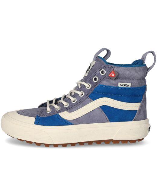 Sk8-hi Mte 2.0 Dx Femme Bleu Et Gris Chaussures Vans en coloris ...