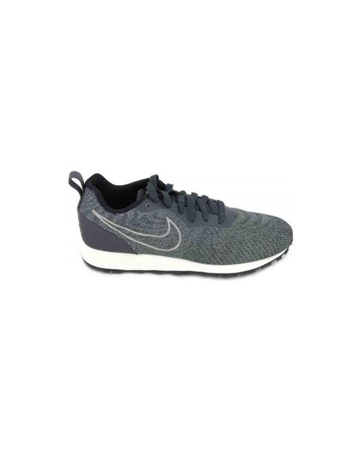 brand new 5a424 a89ad ... Nike - Gray Wmns Md Runner 2 Eng 916797 Women's Sneakers Women's Shoes  (trainers) ...