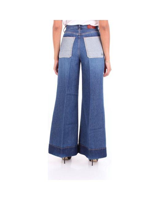 W3120A179L2738 Jeans People en coloris Blue