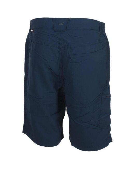 Leesville bleu short hommes Short en bleu Regatta pour homme en coloris Blue
