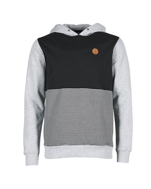 Volcom - Gray Threezy Po Sweatshirt for Men - Lyst