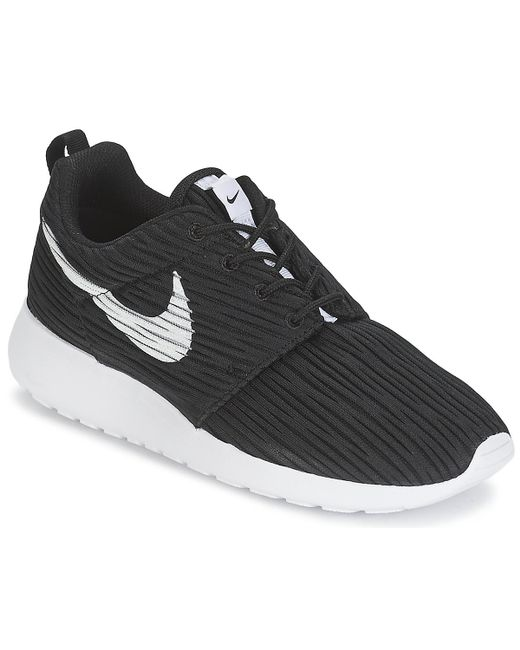 Nike | Roshe One Eng W Women's Shoes (trainers) In Black | Lyst