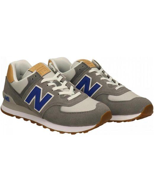 NB LIFESTYLE Chaussures New Balance pour homme en coloris Bleu - Lyst