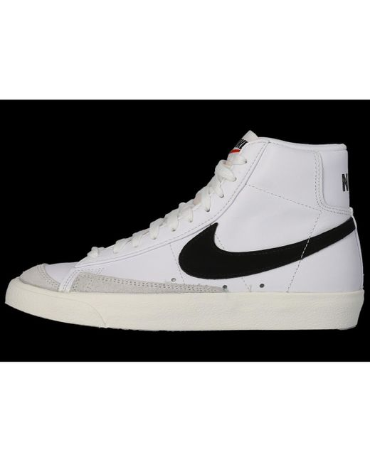 Baskets montantes Baskets Blazer Nike en coloris Blanc - Lyst