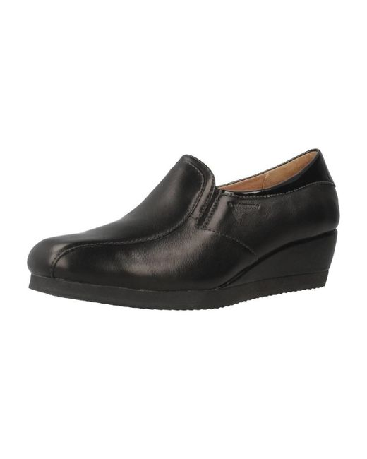 Stonefly - Francy 2 Women's Loafers / Casual Shoes In Black - Lyst