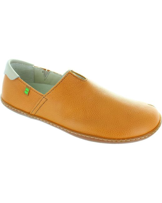 El Naturalista - N275 El Viajero Women's Loafers / Casual Shoes In Orange - Lyst