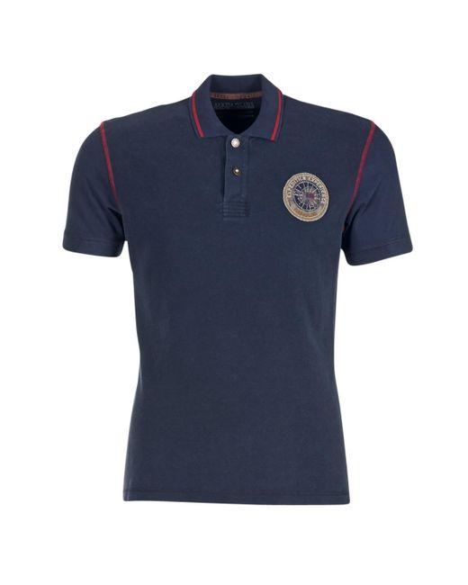 Polo Napapijri pour homme en coloris Blue