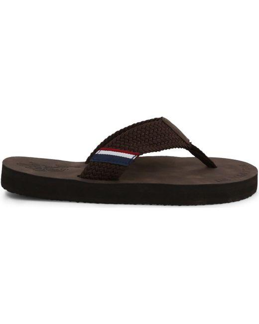 Sandales 4728733401197 U.S. POLO ASSN. pour homme en coloris Blue