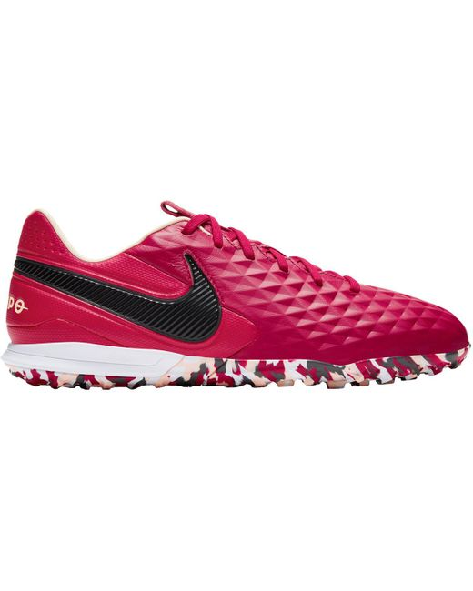 React Tiempo Legend 8 Pro TF Chaussures de foot Nike pour homme en ...