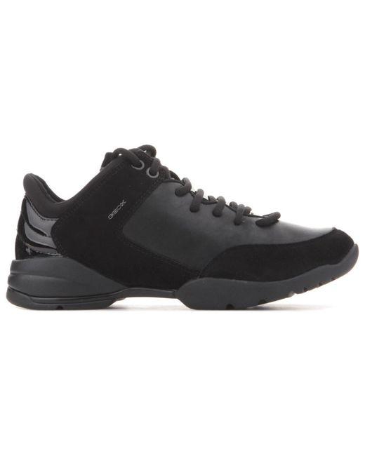 D Sfinge A D642NA-08521-C9999 Chaussures Geox en coloris Black