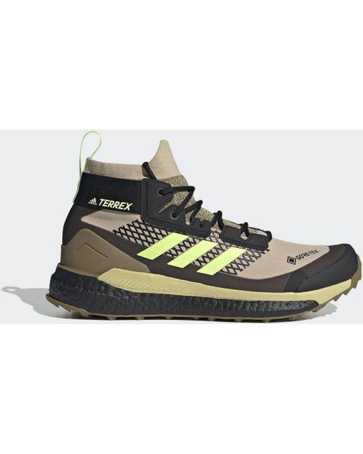 Chaussure de randonnée Terrex Free Hiker GTX Chaussures adidas ...