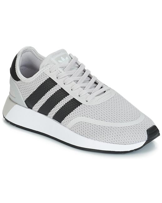 quality design a67da d441f Adidas - Gray N-5923 Men s Shoes (trainers) In Grey for Men ...