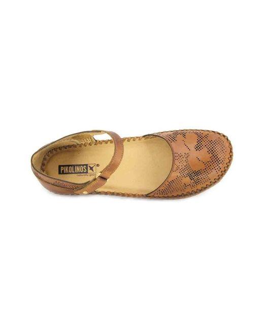 919dada11ff ... Pikolinos - P.vallarta 655-0545 Sandals For Women Women s Sandals In  Brown ...