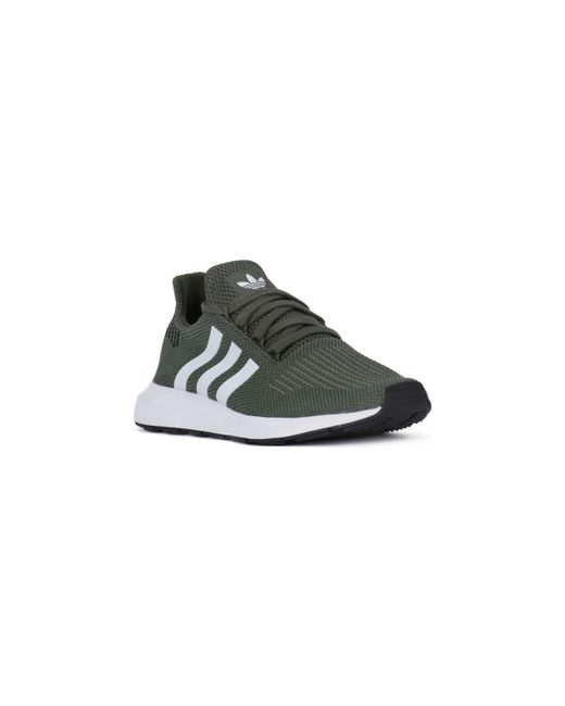 lowest price 3df18 6032d ... Adidas - Multicolor Swift Run W Mens Shoes (trainers) In Multicolour  for Men ...