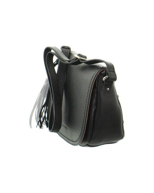 Sac porté travers ref_49611 Noir 27*19*9 Sac Bandouliere Francinel en coloris Black